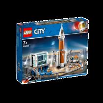 LEGO® City Space Port Weltraumrakete mit Kontrollzentrum