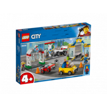 LEGO® City Town Autowerkstatt