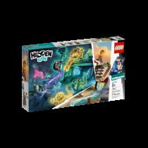 LEGO® Hidden Side™ Angriff auf die Garnelenhütte