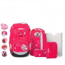 ergobag pack Schulrucksack Set 6tlg. CinBärella