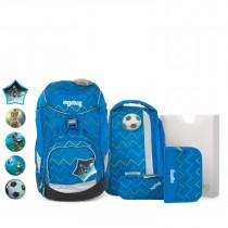 ergobag pack Schulrucksack Set 6tlg. LiBäro