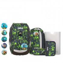 ergobag pack Schulrucksack Set 6tlg. GlibbBär