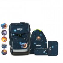 ergobag cubo 5 tlg.Set KoBärnikus Galaxy Edition