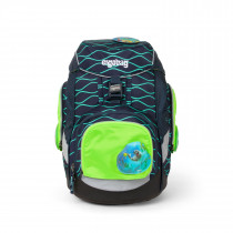 ergobag Sicherheitsset grün pack & cubo