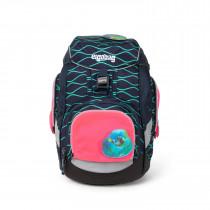 ergobag Sicherheitsset pink pack & cubo