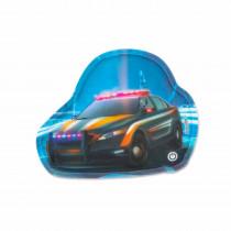 ergobag Klettie-LED Polizeiauto