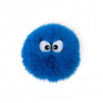 ergobag Flausch-Klettie blau