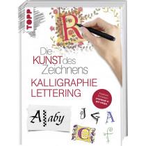 TOPP Die Kunst des Zeichnens - Kalligraphie & Lettering: Kreatives Schreiben: praxisnah & gut erklärt