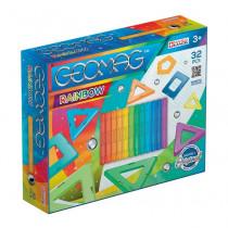 Geomag Rainbow 32tlg.