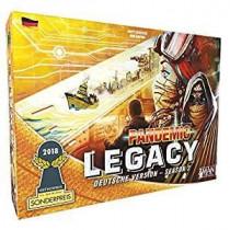 Pandemic Legacy Season 2 gelb