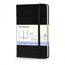 Moleskine Skizzenblock Pocket Hardcover blanko