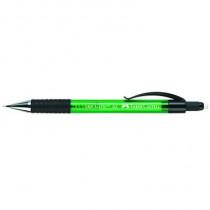 Faber-Castell Druckbleistift GRIP MATIC, 0,5 mm, B, grün, mit: Radierer