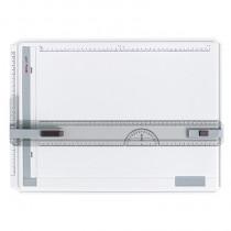 rotring Zeichenplatte profil, DIN A3, Kunststoff, hellgrau