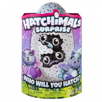 Hatchimal surprise purple