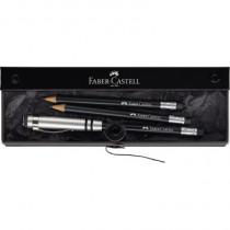 Faber-Castell Der Perfekte Bleistift Geschenkset schwarz