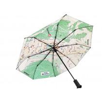 Regenschirm Rainmap Davos No. 1