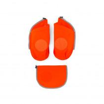 ergobag cubo Sicherheitsset mit Seitentaschen Orange