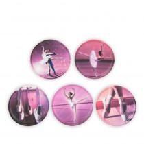 ergobag Klettie-Set Ballerina 5tlg.