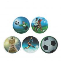ergobag Klettie-Set Fussball 5tlg.