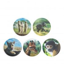 ergobag Klettie-Set Zoobabies