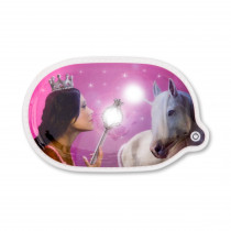 ergobag Klettie-LED Prinzessin