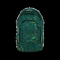 satch Schulrucksack pack Green Compass vorne