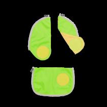ergobag Sicherheitsset cubo Grün