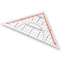 Rotring Geo-Dreieck CENTRO 23 cm