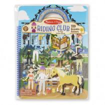 Stickerbuch Pferde