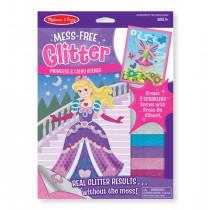 Glittersticker Prinzessin