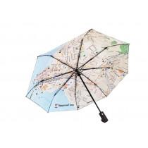 Regenschirm Rainmap Rapperswil-Jona No. 1