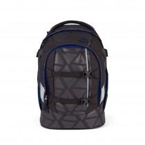 satch Schulrucksack pack Black Triad