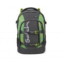 satch Schulrucksack pack Stripe Hype Limited Edition vorne