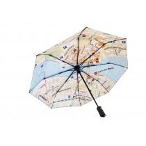 Regenschirm Rainmap Stein am Rhein No. 1