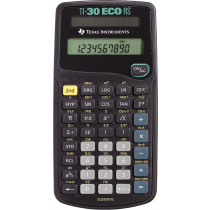 Texas Instruments Schulrechner TI 30 ECO RS