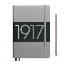 Leuchtturm1917 Metallic Edition Notizbuch Medium Hardcover A5