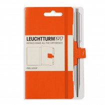 Leuchtturm1917 Pen Loop Stiftschlaufe, orange