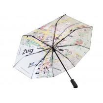 Regenschirm Rainmap Zug No. 1
