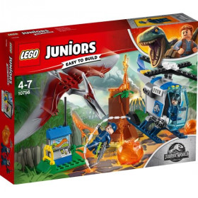 LEGO® Juniors Flucht vor dem Pteranodon