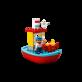 LEGO® DUPLO® Town Güterzug Boot