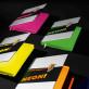 Notizbuch A5 neon Beispiele